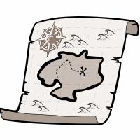 Mapa, zestawienie metod, które moga pomóc chcącym zatroszczyć się o siebie.
